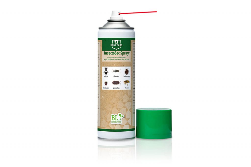 homegard insectosec insecticide spray