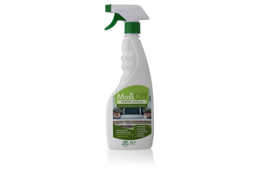 homegard mossoff groene aanslag